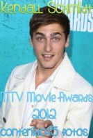 Kendall Schmidt en MTV MOVIE AWARDS 2012 Pack by MariiEdiitiions