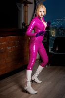Nina Williams Cosplay Tekken 4 by Jane-Po