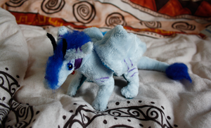 Engel Plushie by DhTier