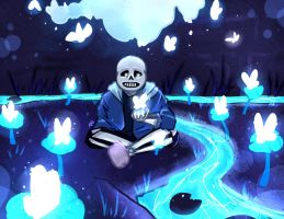 Sans' Thoughts by This-Beautiful-World