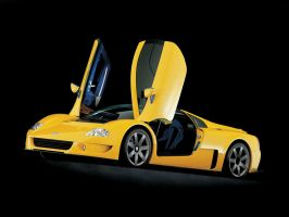 Volkswagen W12 Concept by TheCarloos