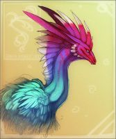 Tropical Dodo-bird by Shinerai