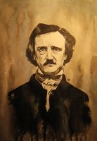 Edgar Allan Poe by taxis