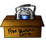 Free moronic core by Toxiee