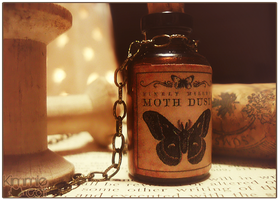 Milled Moth by ClockworKim