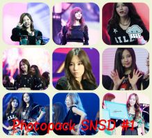 Photopack SNSD #24 by julietshimji