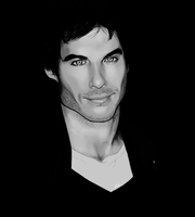 Ian Somerhalder by mrslong