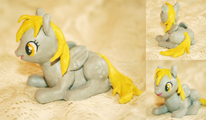 Sculpey Derpy by Kezzi-Rose