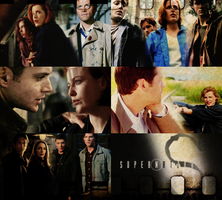 Supernatural + The X Files Crossover by gemma-rubix-cube