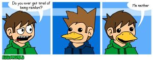 EWCOMICS No. 91 - Random by eddsworld