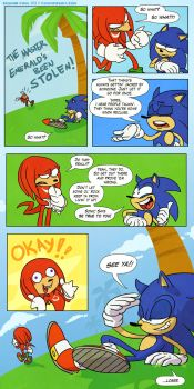 BC :: Sonic Says by delSHARK