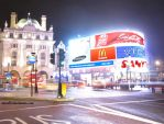 Piccadilly Circus by Anton85