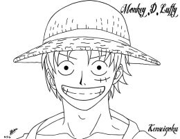 Art KSG M.D.Luffy 046 by kenseigoku