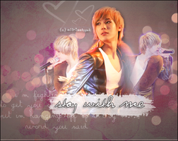 Mir MBLAQ - Stay with Me.. by AllRiseHyuk