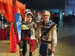 Cosplayers: The Two Princes by LanceOmikron