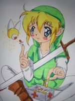Link by YetiPoisson