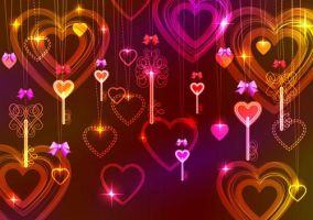 Starlight-of-Valentines-Day by vectorbackgrounds
