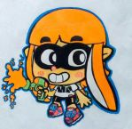 Squid Kid by Pizza-Power
