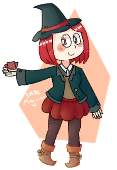 Himiko Yumeno by siitric-acid