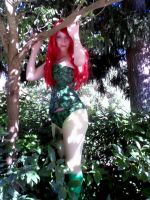 Poison Ivy by CyberIncision