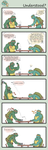 TMNT Comic by LaLunatique