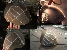 Making Cloud Strife Armour (Final Fantasy 7 AC) by TMProjection