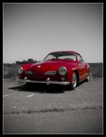 VW Karmann Ghia by Andso