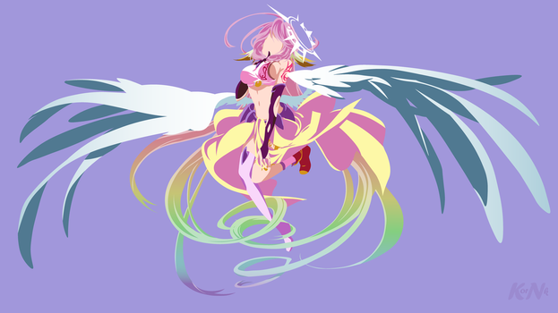 Jibril - No Game No Life by TheKorNk