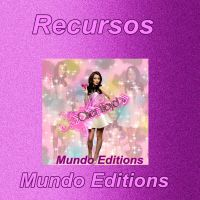 Recursos blend Cher Lloyd-Mundo Editions by MundoEditions