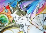 When new Time start - for Rannarbananar by WatercolorsInTheRain