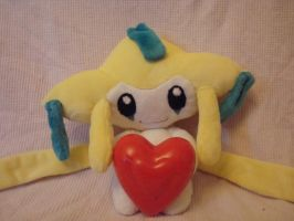 I Give You My Heart by Coco-Gash-Jirachi