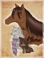 The Three Souls by StarlightsMarti