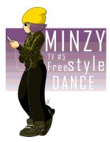 Minzy freestyle by cold-angle