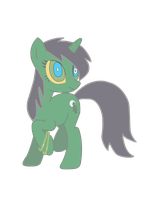 Discorded Night Green by sonicgirl313
