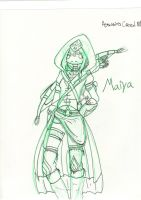 .:Assassins Creed 3 OC:. by alexpc901