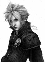 Cloud Strife - FF7 by reniervivas666