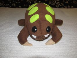 Baneling Plush by AztecTemplar