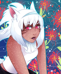 Bouquet of Fireworks by Bhryn
