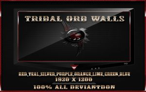 Tribal Orb Preview by deviantdon5869