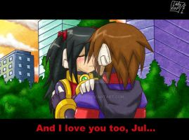 And I love you too, Jul... by Lady2011