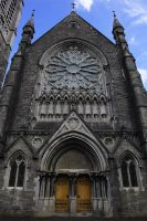 Church Front by happienoodleboy