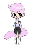 pastel goth adopt cloSED by Pomcorn