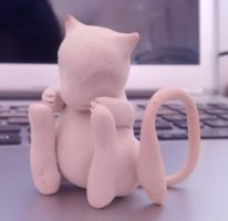Mew WIP by SamanthaBranch