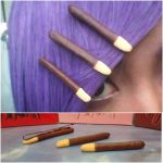 Pocky hair clip by blackyuna