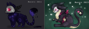 Muerte Design Improvement by BlueAuraz