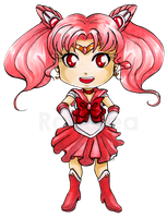 Chibi Sailor Chibi Moon by Ranefea