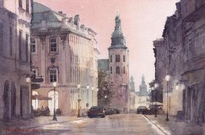 Krakow by micorl