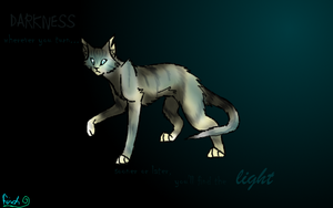 Longtail - find the light by Finchwing