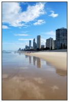 Surfer's Paradise by Beerends