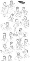 CoD - Makarov's expressions 3 by the-evil-legacy